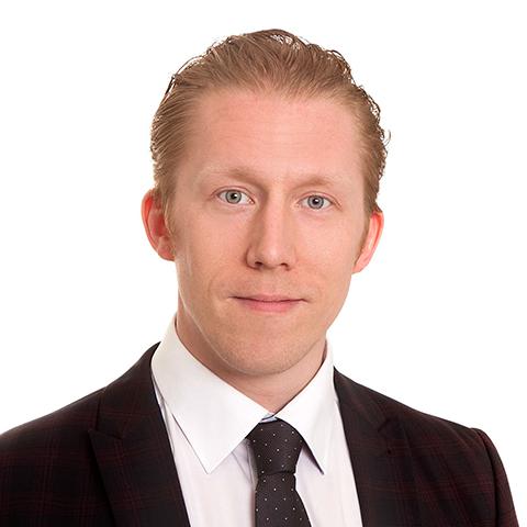 Advokat Kristoffer Dalvang