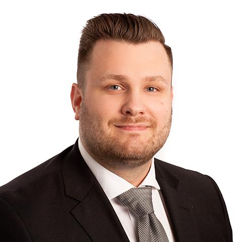 Advokat Andreas Damsgård