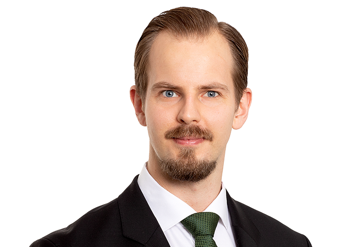 Advokat Erlend Velle Pedersen
